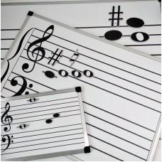 Дошка для вчителя музики