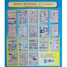 Комплект навчальних плакатів. Захист Вітчизни