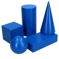 Набір геометричних тіл 60 мм