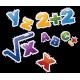 Друковані матеріали для кабінету математики