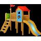 Дитячі Ігрові майданчики для дитячих садочків