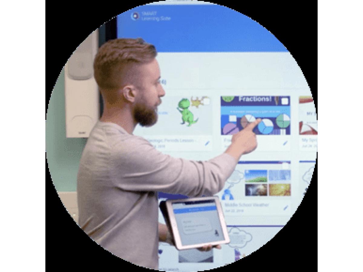 SMART Learning Suite Online - безкоштовно